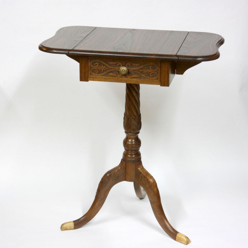 Drop Leaf Table by A. Lammers Furniture